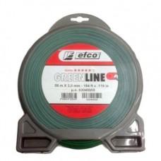 Леска круглая EFCO GREENLINE 3,5х41 м