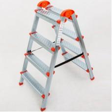 Лестница-стремянка двухсторонняя Dogrular Ярус 4 ступени