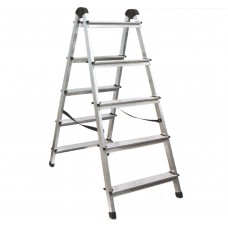 Лестница-стремянка двухсторонняя Dogrular Perilla 5 ступени