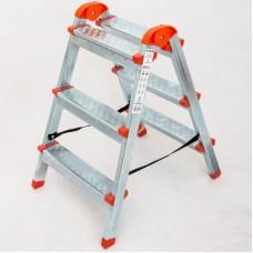Лестница-стремянка двухсторонняя Dogrular Ярус 3 ступени