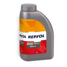Масло для 2-х тактных двигателей Repsol TOOLS 2T (1 л)