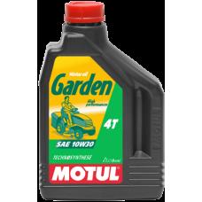 Масло для 4-х тактных двигателей MOTUL GARDEN 4T SAE 10W30 (2 л)