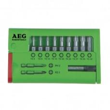 Набор бит AEG серии GREEN