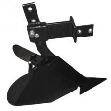 Плуг-окучник Zigzag регулируемый + сцепка для культиватора GT 509