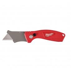 Нож выкидной компактный MILWAUKEE FASTBACK