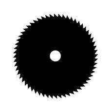 Нож EFCO 60-ти зубый для подрезки кустов и деревьев для Stark 37-44
