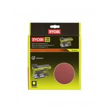 Шлифкруг RYOBI SD150A10 зерно 80 (10 шт.)