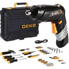 Отвертка аккумуляторная DEKO DKS4FU-Li SET 112