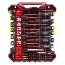 Набор бит и отверток HART HSD55MIX (55 едениц)