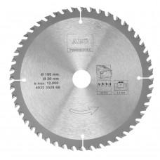 Диск пильный по дереву D 160х20х2,2 мм 48T для циркулярной пилы AEG