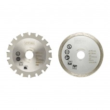 Набор дисков пильных D 85x15 мм RYOBI RAKMMS02K (2шт.)