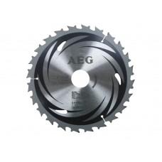 Диск пильный (по дереву) AEG D 184х30х1,8 мм 24Z (1 шт.)