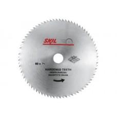 Пильный диск Skil ф 130 мм, посадочное ф 16 мм, 80 зубьев