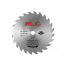 Пильный диск Skil ф 190 мм, посадочное ф 16 мм, 24 зуба