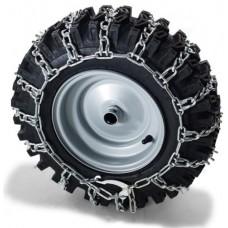 Цепи на колеса для подметальной машины DASС 200 DAEWOO