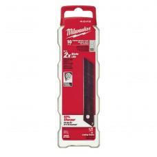 Лезвия сменные сегментированные Milwaukee 25 мм (10 шт.) [48229125]