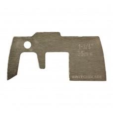 Сменное лезвие MILWAUKEE Switchblade 35 мм (1 шт.)