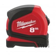 Рулетка Milwaukee PRO C8/25 8м x 25мм [4932459594]