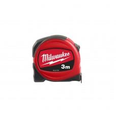 Рулетка MILWAUKEE SLIM 3м/16мм (1 шт.)