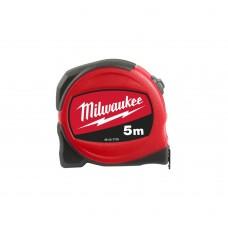 Рулетка MILWAUKEE SLIM 5м/19мм (1 шт.)