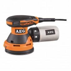 Эксцентриковая шлифмашина AEG EX 125 ES