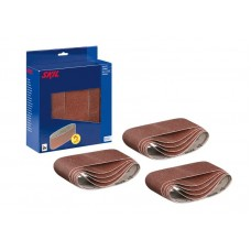 Комплект Skil шлифовальных лент 76х457, зерно 60, 80, 100 (15 шт.)