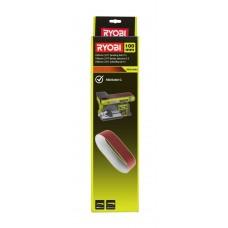 Шлифлента RYOBI BSS100A5 100х914 зерно P80 (5 шт.)