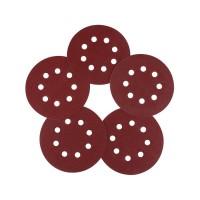 Набор шлифовальных кругов D125, зерно P120 (20 шт)