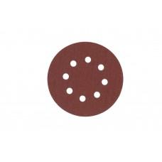 Шлифкруг MILWAUKEE D 125 зерно 120 (25 шт.)