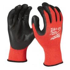 Перчатки рабочие с защитой от порезов уровень 3 MILWAUKEE 11/XXL