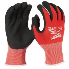 Перчатки рабочие с защитой от порезов уровень 1 MILWAUKEE 9/L
