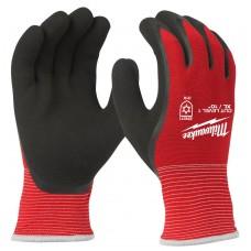 Перчатки рабочие зимние с защитой от порезов уровень 1 MILWAUKEE 10/XL