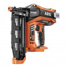 Аккумуляторный гвоздезабивной электро-пневматический пистолет AEG B16N18-0(без аккумулятора и ЗУ)