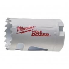 Коронка биметаллическая MILWAUKEE HOLE DOZER D 33 (1 шт.)