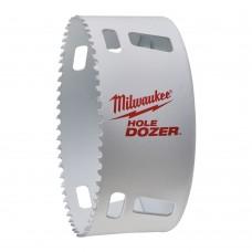 Коронка биметаллическая MILWAUKEE HOLE DOZER D 114 (1 шт.)