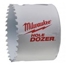 Коронка биметаллическая MILWAUKEE HOLE DOZER D 64 (1 шт.)