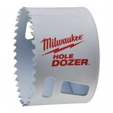 Коронка биметаллическая MILWAUKEE HOLE DOZER D 73 (1 шт.)