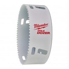 Коронка биметаллическая MILWAUKEE HOLE DOZER D 133 (1 шт.)