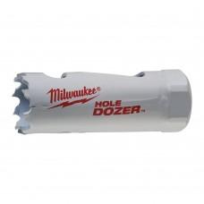 Коронка биметаллическая MILWAUKEE HOLE DOZER D 21 (1 шт.)