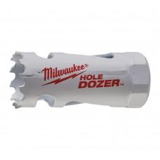 Коронка биметаллическая MILWAUKEE HOLE DOZER D 24 (1 шт.)