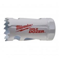 Коронка биметаллическая MILWAUKEE HOLE DOZER D 27 (1 шт.)