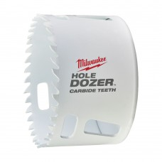 Коронка биметаллическая MILWAUKEE HOLEDOZER CARBIDE D 76 мм