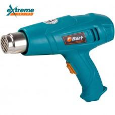 Фен строительный (термовоздуходувка) Bort BHG-2000X