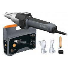 Термовоздуходувка профессиональная STEINEL HG 2620 E + набор для пайки кровли и брезента